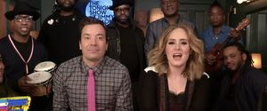JIMMY FALLON ADELE