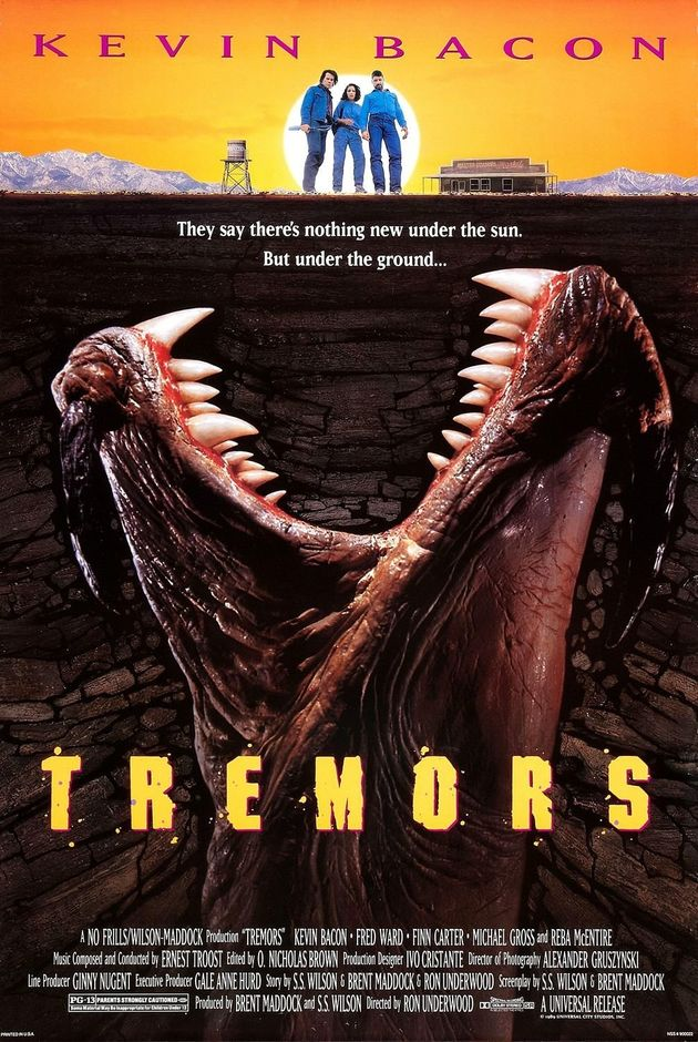 Kevin Bacon Returns To 'Tremors' For TV