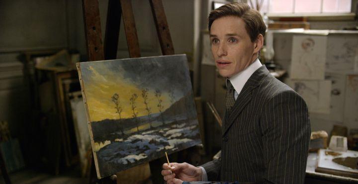 "Eddie Redmayne stars in a ""Danish Girl"" scenewhere Lili presents as Einar."
