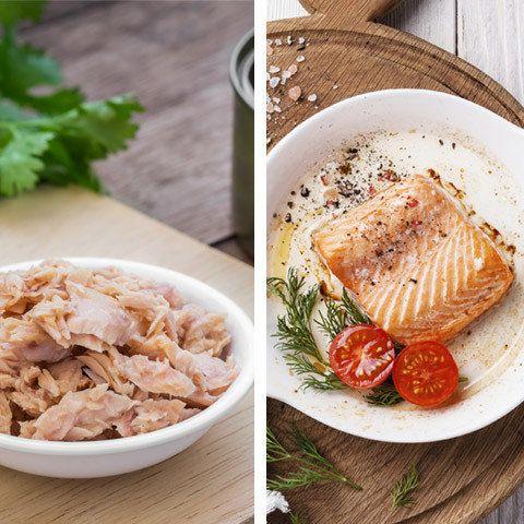 High in – Protein, fatty acids, vitamin D