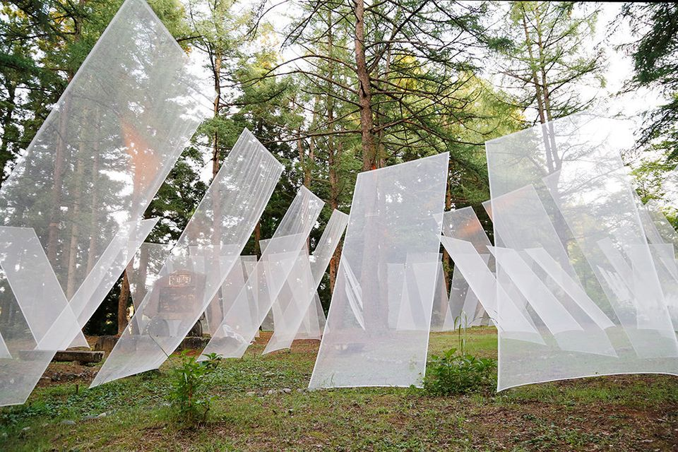 Dream-Like Artworks Bring Humans And Nature Together In Rural