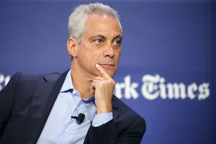 Chicago Mayor Rahm Emanuel (D) defended not releasing the video, saying that it would jeopardize an ongoing investigation.