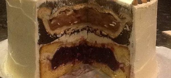 Stop Calling This Dessert Monstrosity A 'Piecaken'