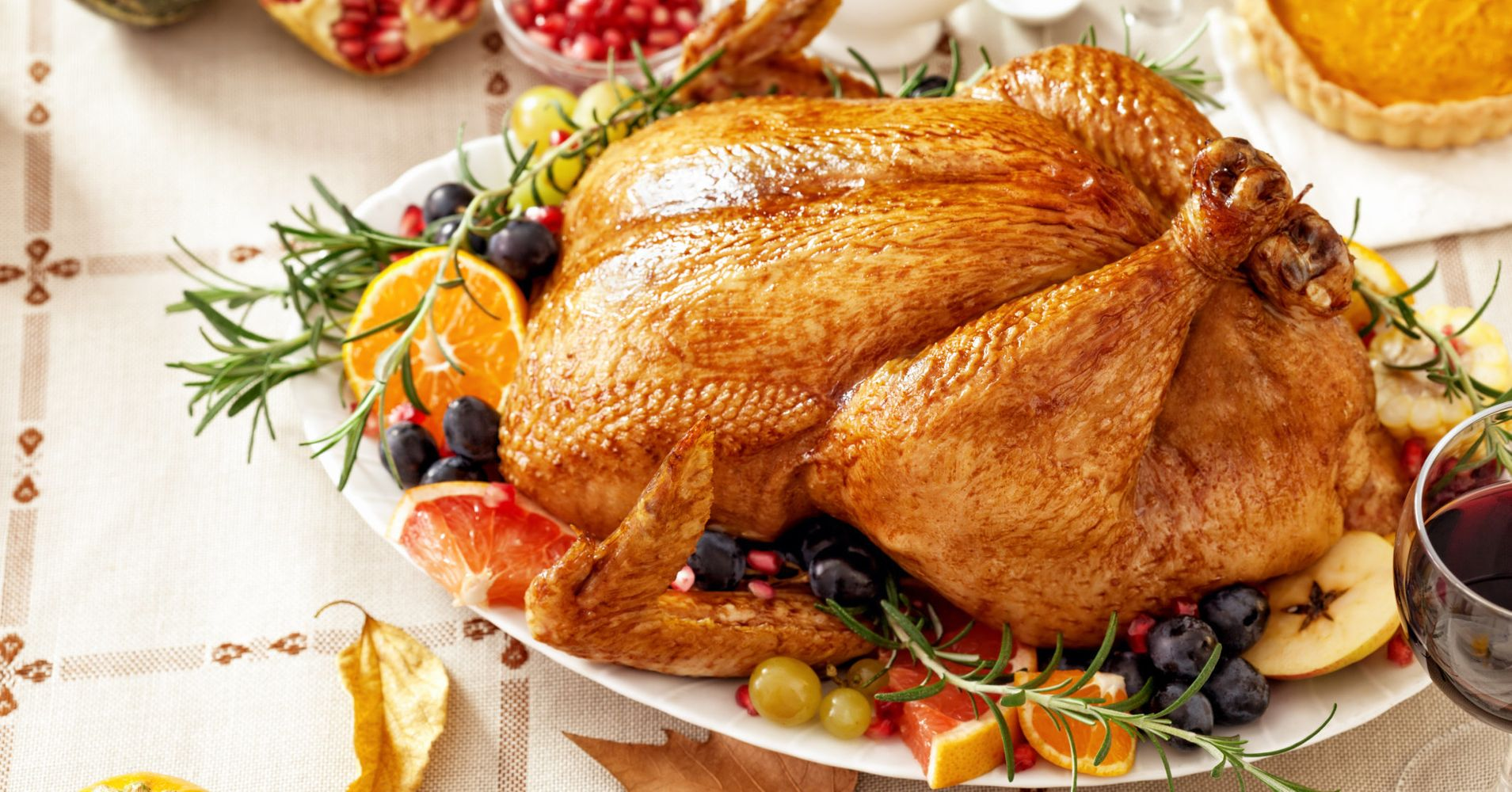 How Long To Cook A Turkey Per Pound | HuffPost