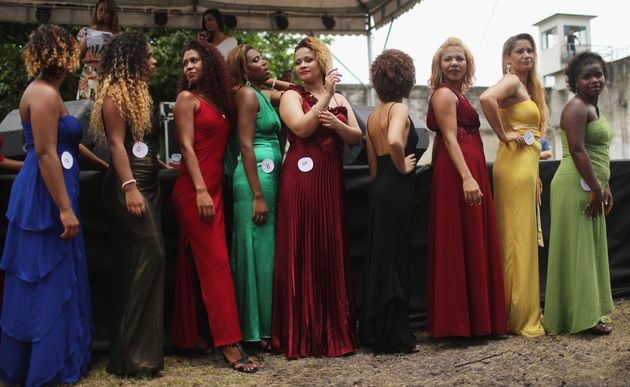 "<span class='image-component__caption' itemprop=""caption"">The pageant aims to humanize and boost the self-esteem of female inmates</span>"
