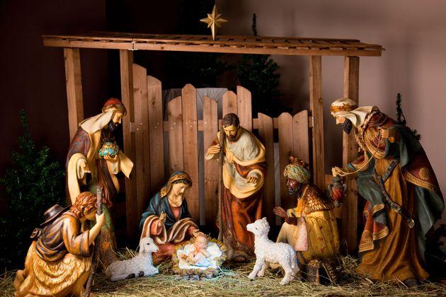 Newborn Found Abandoned In Church's Nativity Scene...