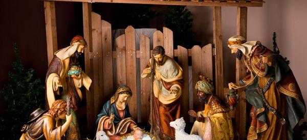 Newborn Found Abandoned In NYC Church's Nativity Scene