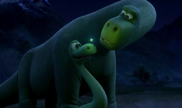 The Good Dinosaur' Might Have A Secret Twist About Poppa | HuffPost