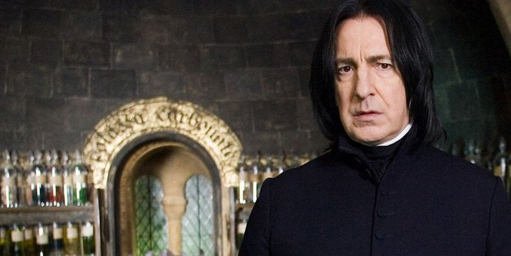 Why Harry Potter Named His Son After Snape, According To J.K. Rowling