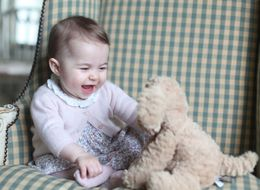 Royal Family Releases Adorable New Photos Of Princess Charlotte