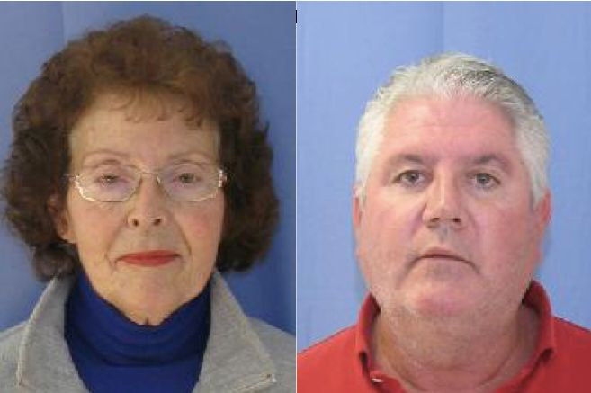 Beverly Giannonatti, 79, and her son, Greg Giannonatti, 57, had been missing since late last month.