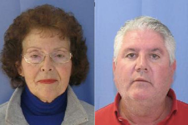Beverly Giannonatti, 79, and her son Greg Giannonatti, 57, have been missing since lateOctober.