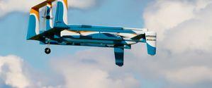 AMAZON DELIVERY DRONE PRIME AIR