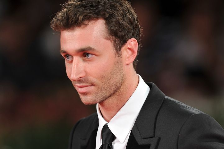 Actor James Deen attends 'The Canyons' Premiere during The 70th Venice International Film Festival.
