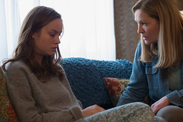 """Joan Allen's character in """"Room,"""" Nancy, could so easily have been forgettable. She only shows up about halfway through the m"""
