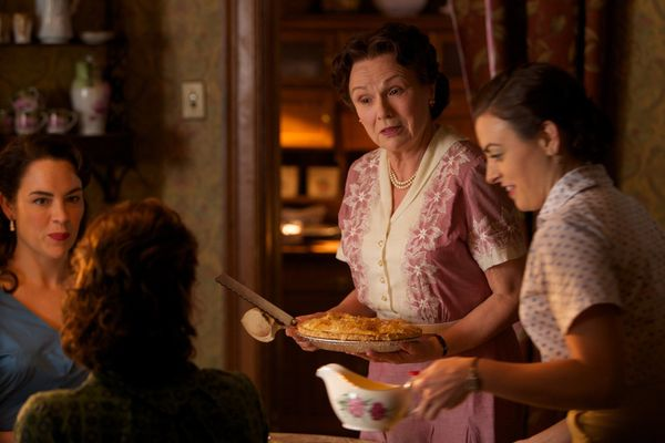 """It's a testament to Julie Walters' skillful acting in """"Brooklyn"""" that you can watch the entire movie without thinking once ab"""