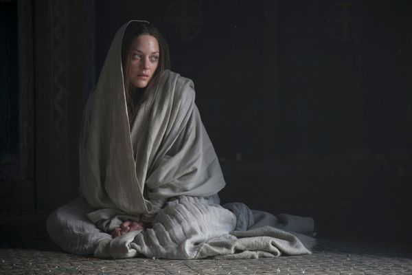 MarionCotillardis one of our most beguilingactresses, and Lady Macbeth is one of the greatest dramatic role