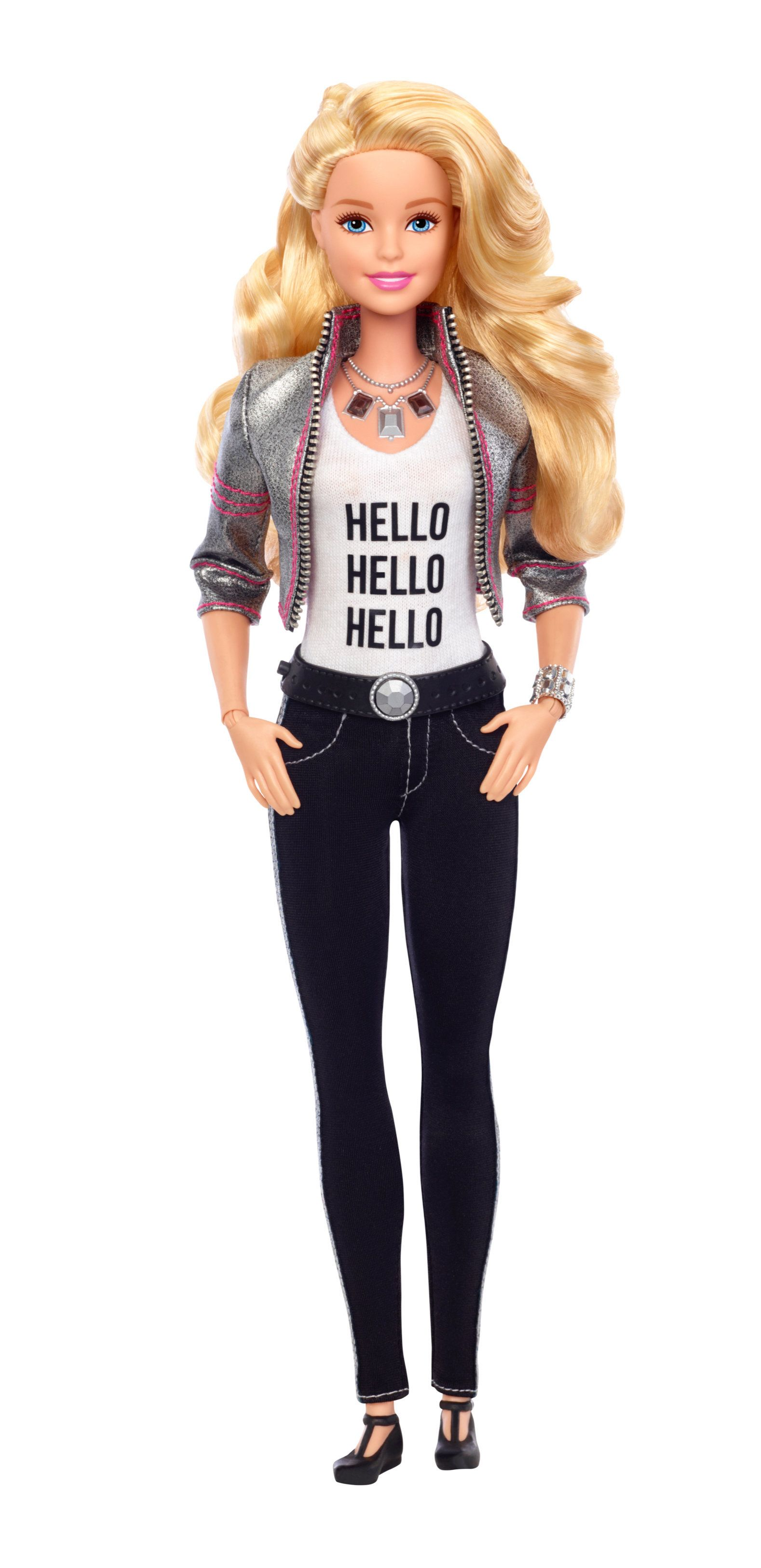 Hello Barbie Goodbye Privacy Hacker Raises Security Concerns