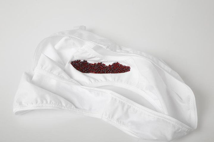 Stained Knickers.