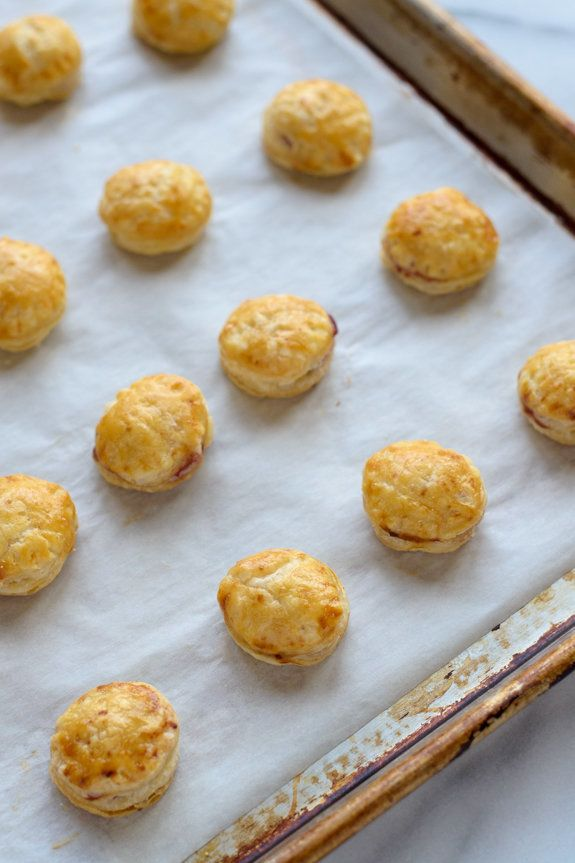 """<strong>Get the <a href=""""http://www.wellplated.com/cranberry-baked-brie-puff-pastry/"""" target=""""_blank"""">Cranberry Baked Brie Pa"""