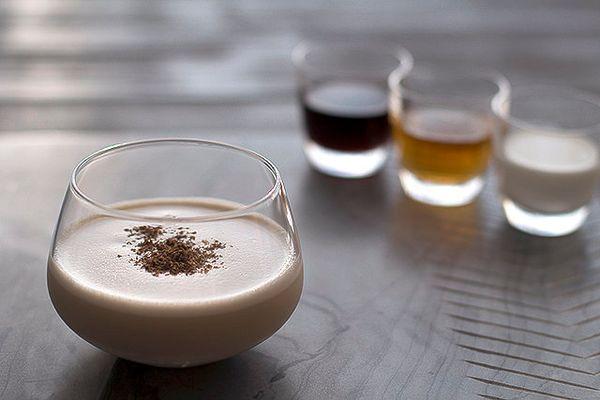 "<strong>Get the <a href=""http://honestlyyum.com/6687/brandy-alexander/"" target=""_blank"">Brandy Alexander recipe</a> from Hone"
