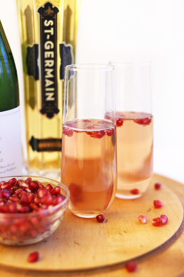 """<strong>Get the <a href=""""http://minimalistbaker.com/st-germain-pomegranate-spritzers/"""" target=""""_blank"""">St. Germain Pomegranat"""