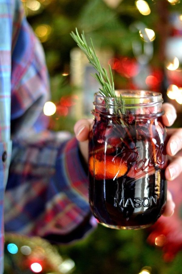 """<strong>Get the <a href=""""http://www.bakeaholicmama.com/2014/12/winter-sangria.html"""" target=""""_blank"""">Winter Sangria recipe</a>"""