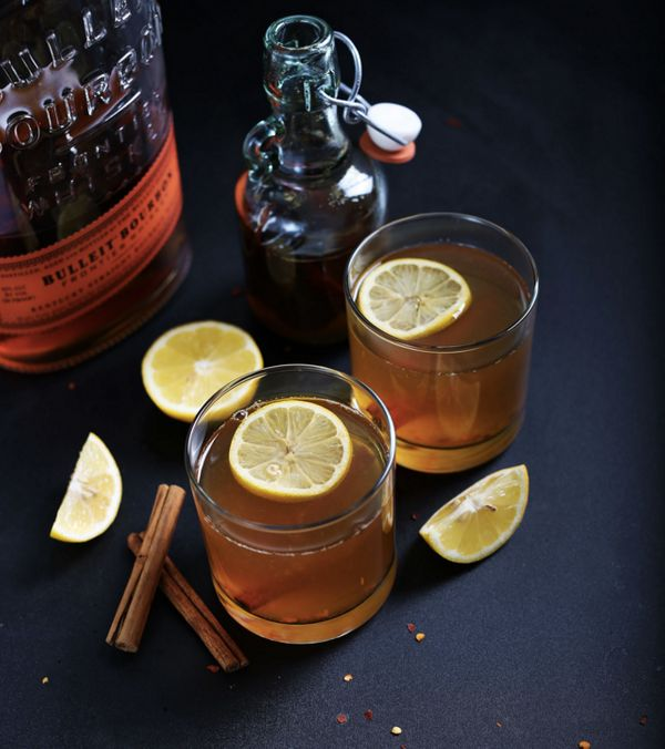 """<strong>Get the <a href=""""http://minimalistbaker.com/chili-cinnamon-bourbon-hot-toddy/"""" target=""""_blank"""">Chili Cinnamon Bourbon"""
