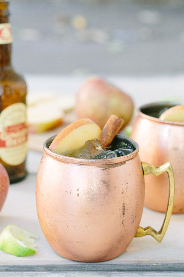 """<strong>Get the <a href=""""http://sugarandcharm.com/2014/09/apple-cider-moscow-mules.html/"""" target=""""_blank"""">Apple Cider Moscow"""