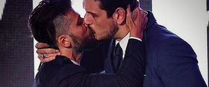 BRAZIL GAY KISS
