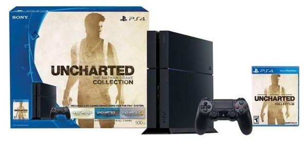 "<a href=""http://r.zdbb.net/u/u38"">Sony Playstation 4 Uncharted: Nathan Drake Bundle $299</a> / list price $349.<br><br>This B"