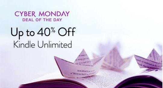 "<a href=""http://r.zdbb.net/u/u3e"">Amazon - Up to 40% off Kindle Unlimited Subscriptions </a>(24mo $143, 12mo $80, 6mo $45).<b"