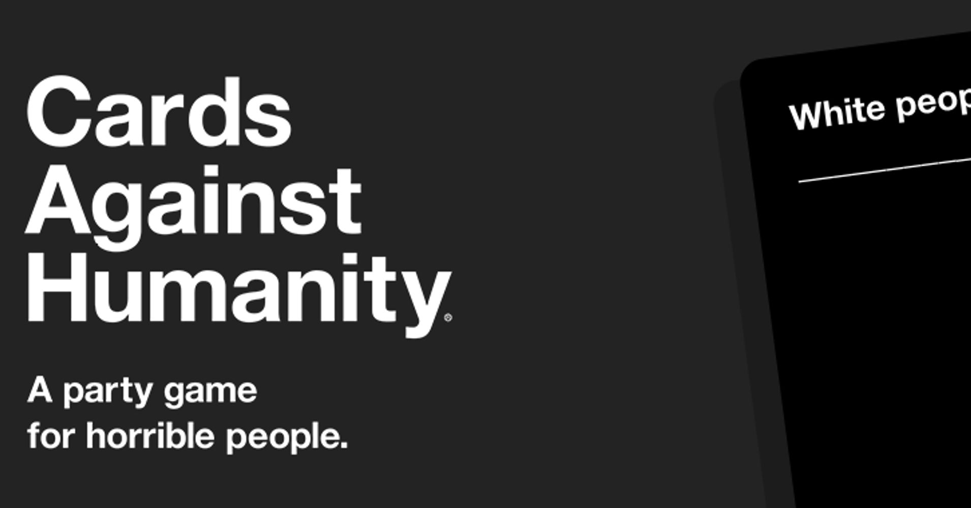 Cards Against Humanity Made A Fortune Selling Nothing On Black ...