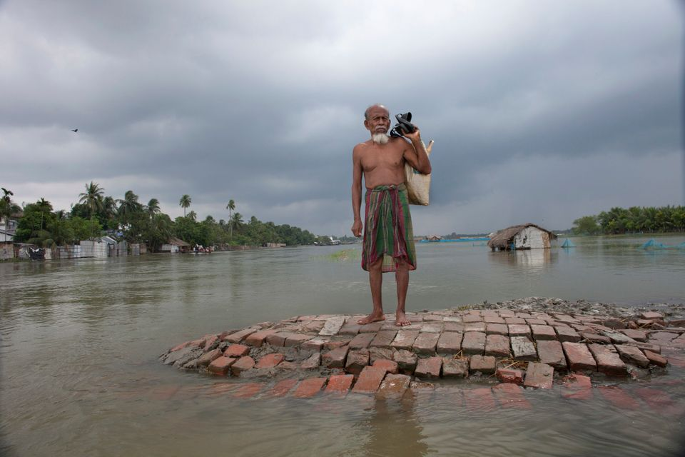 "Climate change will inundate&nbsp;Bangladesh -- one of the world's most <a href=""https://www.huffpost.com/entry/bangladesh-no"