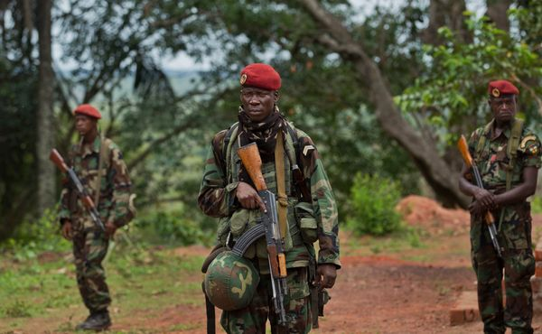 The Central African Republic, one of the world's poorest nations, is experiencing intense civil unrest following the ousting