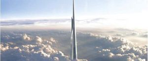 JEDDAH TOWER KINGDOM TOWER WORLDS TALLEST WORLDS TALLEST TOWER WORLDS TALLEST BUILDING