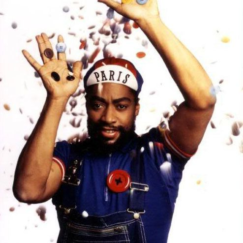 Patrick Kelly -- One of the great women's fashion designers of his time. A young African-American born in the deep south, h