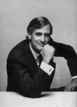 Jim Tyrell: One of the truly beautiful people of the NY scene of the 80's, he was an award winning architect and store desi