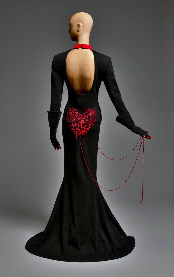 <i>Heart Strings Dress</i>, Patrick Kelly