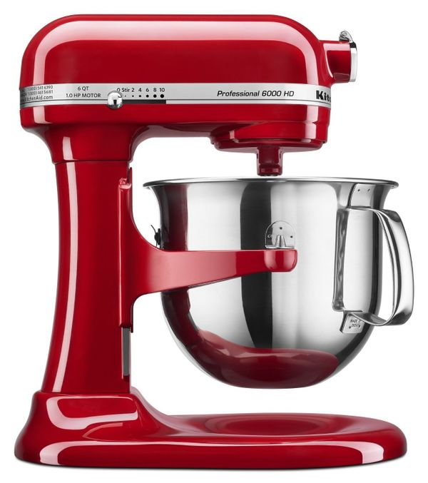 "<a href=""http://r.zdbb.net/u/ub5"">KitchenAid Professional 6000 6-Quart Stand Mixer $249.99</a> / list price $429.99.<br><br>I"