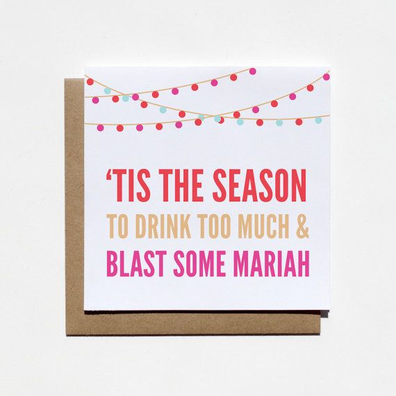 21 very merry holiday cards for every bff huffpost a hrefhttpsetsy m4hsunfo