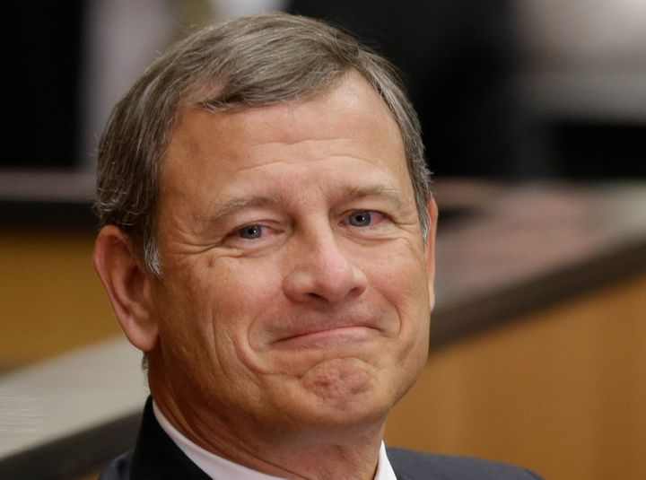 Chief Justice John Roberts acknowledged the plight of employees facing workplace discrimination Monday.