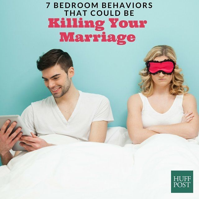7c28bac011 7 Bedroom Behaviors That Could Be Killing Your Marriage