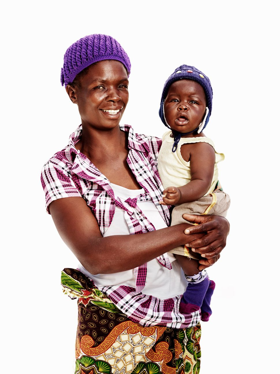 Her story is a common one—Namweemba went in for a routine surgery, got a blood test and came out with an HIV diagnosis.