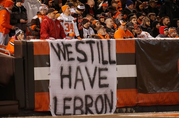 A first winning season in 10 years could be on the cards for the Browns. Who needs LeBron!!