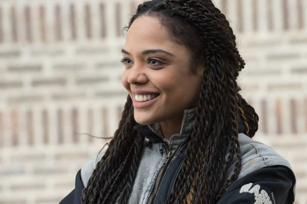 """What could have been a stock girlfriend character becomes a richly drawn contribution to """"Creed"""" thanks to Tessa Thompson's d"""