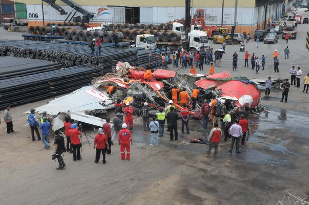 Investigators said the crash was due to chronic problems with a faulty rudder system and the way the...