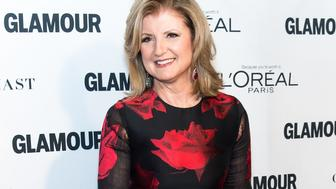 NEW YORK, NY - NOVEMBER 09:  Arianna Huffington attends Glamour's 25th Anniversary Women Of The Year Awards at Carnegie Hall on November 9, 2015 in New York City.  (Photo by Gilbert Carrasquillo/FilmMagic)