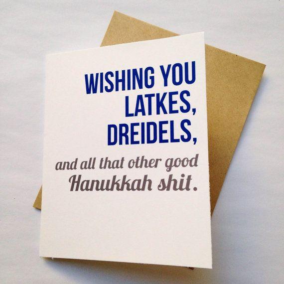 - Funny Hanukkah Cards