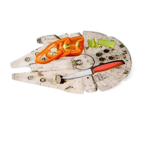 """<strong>Get the <a href=""""http://www.amazon.com/Star-Wars-Millennium-Acrylic-Chopping/dp/B00KCQ701Y/ref=sr_1_7?amp=&ie=UTF8&ke"""